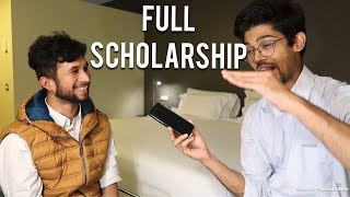 Full ride scholarship by Erasmus Mundus (PART 1)