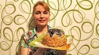 Торт муравейник за 10 минут вкусно быстро и просто(Как приготовить торт муравейник за 10 минут из печенья со сгущенкой. Ингредиенты на рецепт торта муравейник:..., 2016-10-19T06:23:13.000Z)