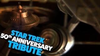 STAR TREK 50th Anniversary - Fan Tribute