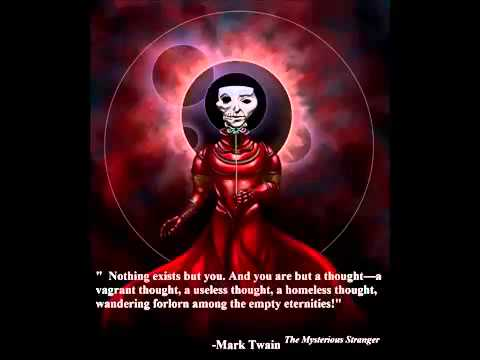 Jed Mckenna The Mysterious Stranger Mark Twain Youtube