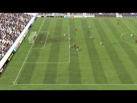 USM Alger vs CR Belouizdad - But de Carboni 18eme minute