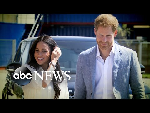 Canada Says It Will Stop Paying For Harry And Meghan's Security L ABC News