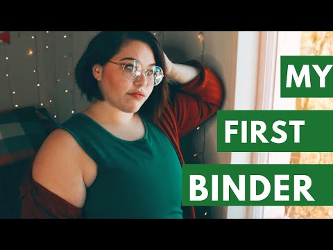 My Plus Size Binder Experience