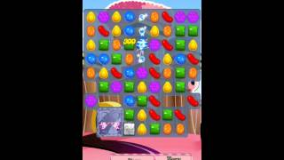 Candy Crush Saga Level 394 iPhone No Boosts