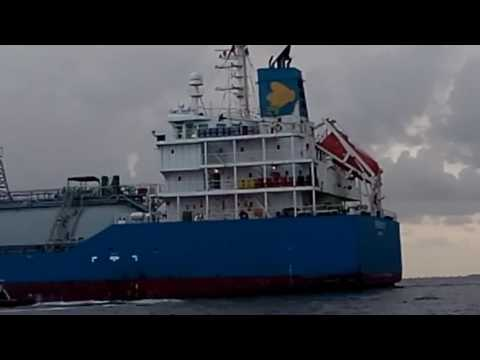 THIS IS JAMAICA WE ARE JAMAICAN (SHIP PASSING BY VIDEO #5)