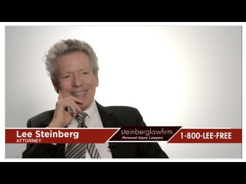Why Call the Law Offices of Lee Steinberg?   Michigan Injury Lawyers   1-800-LEE-FREE