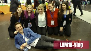 📚 Leipziger Buchmesse Vlog - 16.03.2018 ✨
