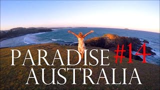 Travelling PARADISE AUSTRALIA 💙Coffs Harbour Vlog✔Backpacking Australia#14 German+English Subtitles