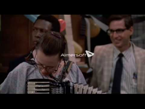Revenge of the Nerds Judy's accordion sing a long