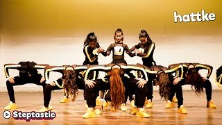 Best All Girls Group Dance Choreography | Gargi College, Delhi @ Tarang'19 | Hattke