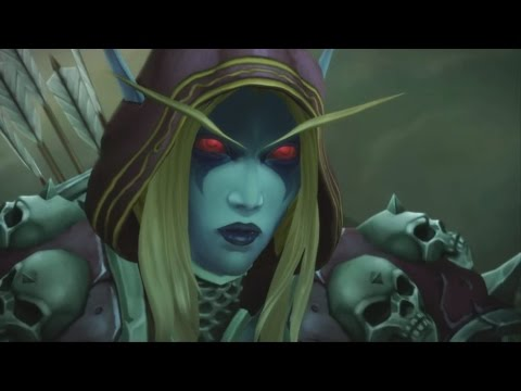 Legion - Horde Broken Shore Cinematic