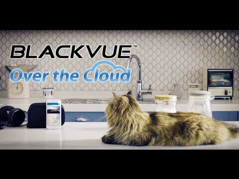 BLACKVUE DR650GW SERIES DASHCAM - BlackVue Over the Cloud Promo Video [60sec.]