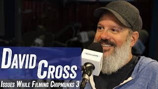 David Cross - Issues While Filming Chipmunks 3  - Jim Norton & Sam Roberts