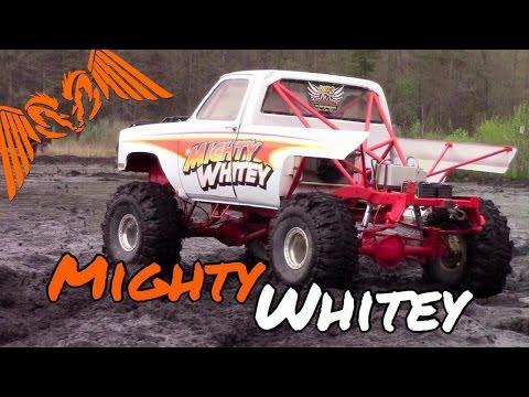 Mighty Whitey Blasting BFE