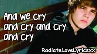 Justin Bieber: Down To Earth [Lyrics]