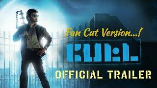 Petta Trailer | Fan-Cut version of Petta Movie | Ghokull | Superstar | Karthik | Sun Pictures