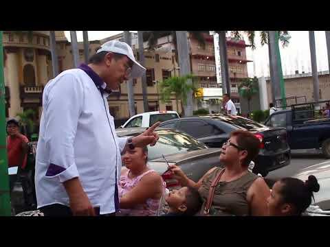 Caminando sus principales calles de Tapachula