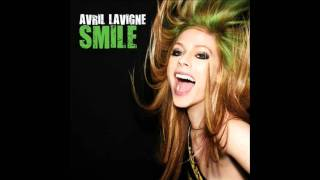 Avril Lavigne - Smile - Clean Version - PSEUDO VIDEO