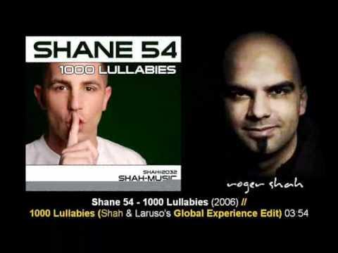 Shane 54 - 1000 Lullabies (Global Experience Edit)