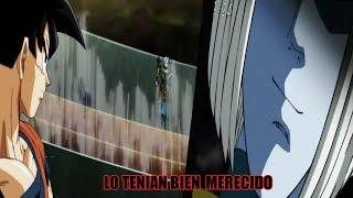 POR QUE MOJITO SE RIE DE LA DESAPARICION DE SU UNIVERSO? - EL ANGEL MALIGNO  - DRAGON BALL SUPER