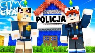 MINECRAFT ŻYCIE #54 - ZOSTALIŚMY POLICJANTAMI | Vito i Bella