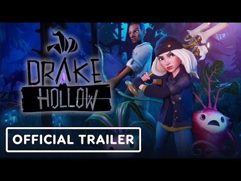 Drake Hollow - Official Trailer | gamescom 2020
