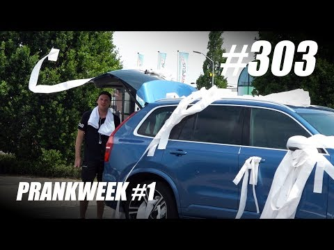 #303: PRANKWEEK #1 [OPDRACHT XL]