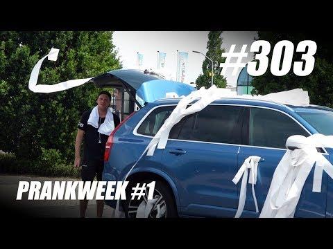 #303: PRANKWEEK #1 [OPDRACHT]