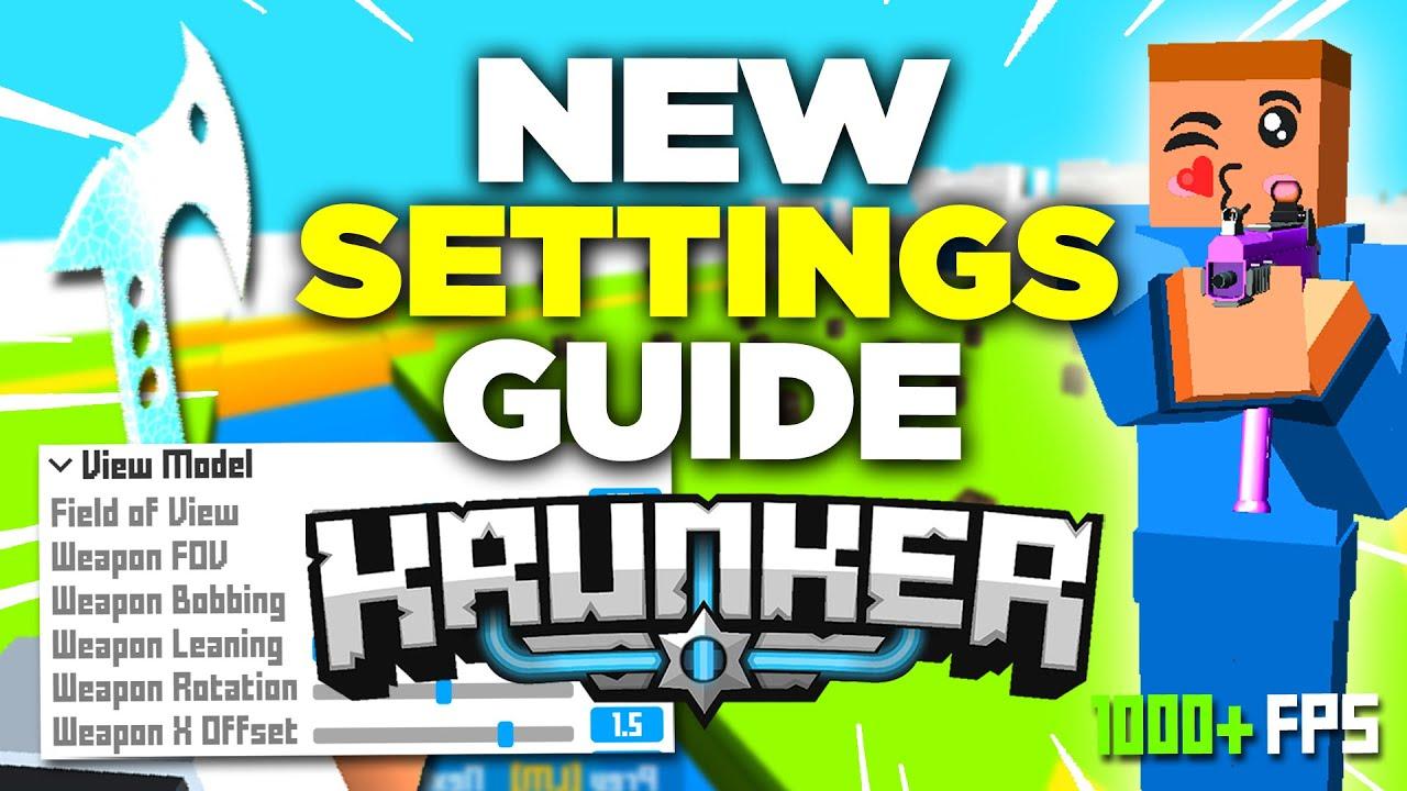 Download *UPDATED* Krunker.io BEST Settings 2020! Beginners Guide (Custom Crosshair, Scope, FOV)