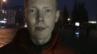 Иваново - Акция КПРФ на улице Ленина просмотр фильма