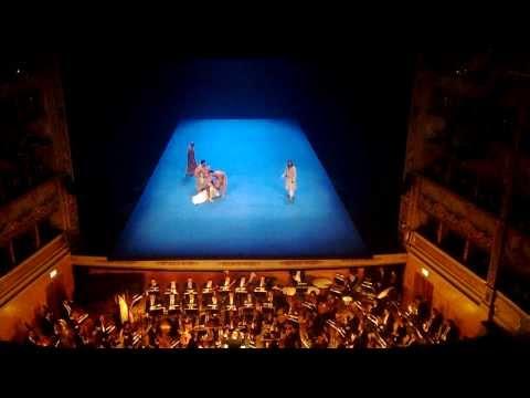 "Teatro La Fenice -""L'africaine"", inizio Atto IV e aria ""O paradis"" (Vasco de Gama - Gregory Kunde)"