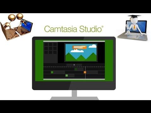 camtasia studio 8 tutorial