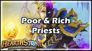 [Hearthstone] Poor & Rich Priests