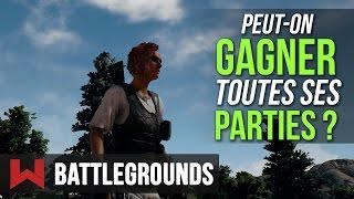Video Peut-On Gagner Toutes Ses Parties sur Battlegrounds ? download MP3, 3GP, MP4, WEBM, AVI, FLV Desember 2017