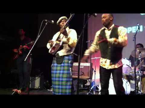 Saidi Kanda & Mvula Mandondo-Kilongolo live at Rich Mix 30/11/15