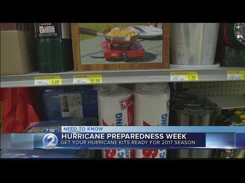 As Hawaii's hurricane season approaches, disaster kit giveaway marks start of preparedness week