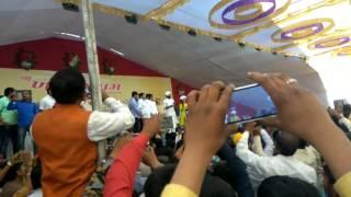 Brijdan gadhvi & urvashi radadiya dayro