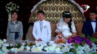 Самая лучшая свадьба в Иссыке Нурик anD Айжан