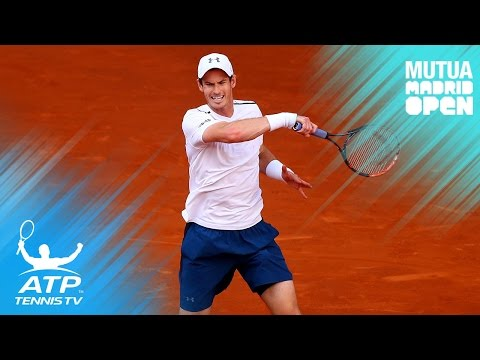 Murray, Thiem, Zverev advance | Mutua Madrid Open 2017 Highlights Day 3