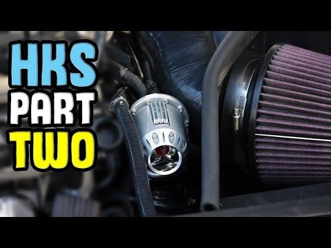 MK7 GTI | HKS SPULEN BLOW OFF VALVE INSTALL