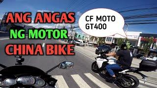 CF MOTO GT400 | ANG ANGAS | SPECS