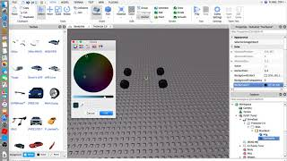 Roblox - How to add/use seat protector script in your car.