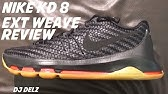 newest d2ad5 33d47 Nike KD 8 EXT Weave Shoe Review - Duration  3 31. THESNEAKERADDICT 18,264  views · 3 31