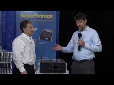 Supermicro X11 Solutions: SuperStorage Solutions
