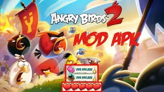 Angry Birds 2 V2.15.0  MOD APK Download & Gameplay