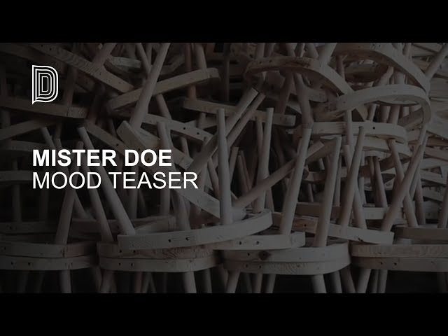 Mister DOE - There's Something About Design