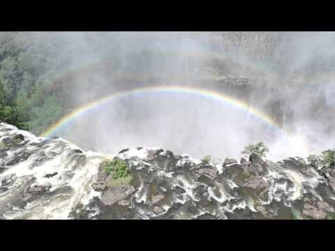 Victoria Falls Filmed on DJI INSPIRE