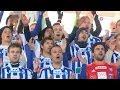 HJK TV: Pelaajat vaihtoivat puolta