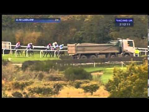 Spa's Dancer race 10:25:12 - Ludlow racecourse