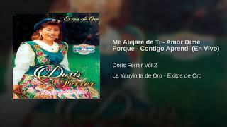 Video Me Alejare de Ti - Amor Dime Porque - Contigo Aprendi (En Vivo) download MP3, 3GP, MP4, WEBM, AVI, FLV Mei 2018